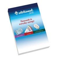 2010 entertainment book
